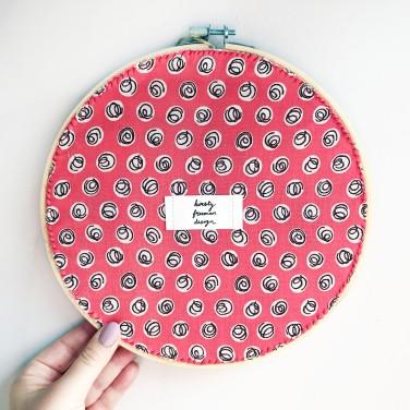 Kirsty Freeman Design - Embroidery Hoop Art, Wall Art, Beetle Art, Art for Sale, Contemporary Embroidery, Modern Embroidery, Embroidery Art, Wall Decor, Embroidery Hoop, Bedroom Wall Decor, Modern Wall Art, Wall Art Decor 16