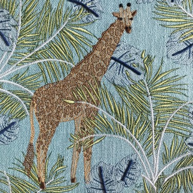 Kirsty Freeman Design - Wall Art, Art for Sale, Contemporary Embroidery, Modern Embroidery, Embroidery Art, Wall Decor, Kitchen Wall Art, Bedroom Wall Decor, Modern Wall Art, Giraffe Art, Wall Art Decor 8